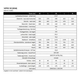 """VOTEC VE Elite - Enduro Fully 27,5"""" - lime yellow/black matt"""